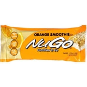 Nugo Nutrition Bar - Orange Smoothie - Case of 15 - 1.76 oz