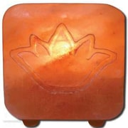 Ancient Secrets Himalayan Salt Tea Light Lotus