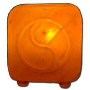 Ancient Secrets Yin Yang Design Tea Light Candle Holder - 1 Candle Holder