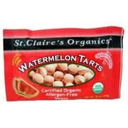 St Claire's Organic Watermelon Tart Pouches - Case of 12 - .56 oz