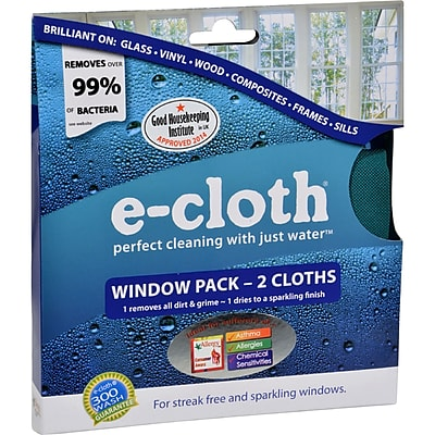 E-Cloth Window Cleaning Cloth - 2 Pack 2399696