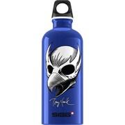 Sigg Water Bottle - Tony Hawk Birdman Blue - .6 Liters
