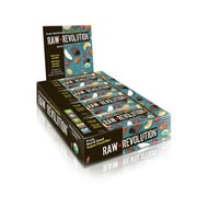 Raw Revolution Bar - Organic - Super Food - Dk Choc Tr Mx - 1.6 oz - Case of 12