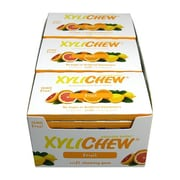 Xylichew Gum - Fruit - Counter Display - 12 Pieces - Case of 24