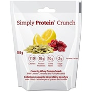 Simply Protein Crunch - Lmn Cranberry Pumpkin Sd - Sngl Srv - 33 g - Case of 12