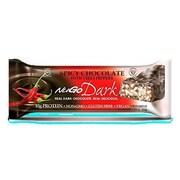 Nugo Nutrition Bar - Nugo Dark - Spicy Chocolate - 1.76 oz - Case of 12