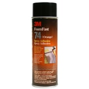 3M Foam Fast Adhesive 74 17 Oz. Can (74)