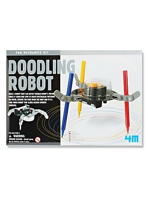 4M Doodling Robot Kit Each (4575) 2134872