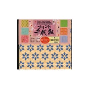 Aitoh Origami Paper 3 In. X 3 In. Print Chiyogami 300 Sheets (PC3-300)