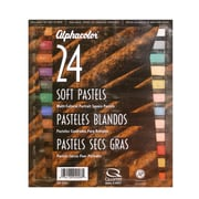 Alphacolor Soft Pastel Sets Portrait Colors Set Of 24 (102-008)