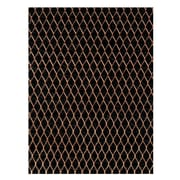 Amaco Wireform Metal Mesh Copper Woven Form Mesh - 1/4 In. Pattern Mini-Pack [Pack Of 2] (2PK-50008H)
