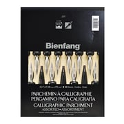 Bienfang Calligraphic Parchment Pads 8 1/2 In. X 11 In. Assorted 50 Sheets (R400140)