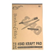 Borden  And  Riley #840 60 Lb Kraft Paper 24 In. X 36 In. 50 Sheets (840P243650)