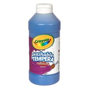 Crayola Artista Ii Liquid Tempera Paint Blue 16 Oz. [Pack Of 4] (4PK-54-3115-042)