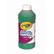 Crayola Artista Ii Liquid Tempera Paint Green 16 Oz. [Pack Of 4] (4PK-54-3115-044)