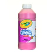 Crayola Artista Ii Liquid Tempera Paint Magenta 16 Oz. [Pack Of 4] (4PK-54-3115-069)