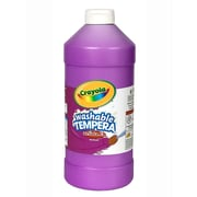 Crayola Artista Ii Liquid Tempera Paint Violet 32 Oz. [Pack Of 3] (3PK-54-3132-040)