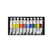 Daler-Rowney Georgian Water Mixable Oil Set Of 10 Introduction Set (119900050)