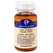 Grumbacher Japan Drier Each [Pack Of 2] (2PK-557-2)