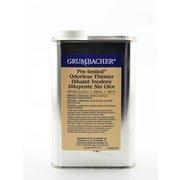 Grumbacher Pre-Tested Odorless Thinner 32 Oz. (565-32)