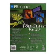 Itoya Polyglass Pages 11 In. X 8 1/2 In. Horizontal Pack Of 10 (HPR-11-8)