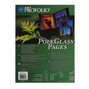 Itoya Polyglass Pages 9 In. X 12 In. Vertical Pack Of 10 (PR-9-12)