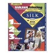 Jacquard Print On Silk Pack Of 10 (JAC9702)