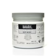 Liquitex Soft Body Professional Artist Acrylic Colors Titanium White 32 Oz. (1032432)