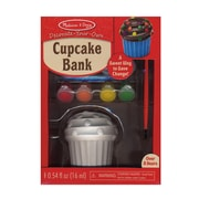 Melissa  And  Doug Decorate Your Own Kits Resin Cupcake Bank (8864)