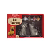 Melissa  And  Doug Decorate Your Own Kits Resin Pet Figurines (8866)