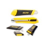 Olfa Snap It 'N' Trap It Heavy-Duty Utility Knife Heavy-Duty Utility Knife (1094084)