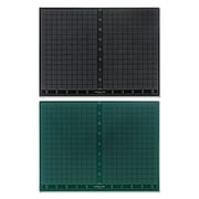 Pacific Arc Multipurpose Cutting Mats Green/Black 18 In. X 24 In. (GB-1824)
