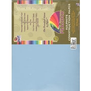 Pacon Peacock Construction Paper Light Blue 12 In. X 18 In. [Pack Of 2] (2PK-P7612)