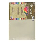 Pacon Peacock Construction Paper Pearl Gray 12 In. X 18 In. [Pack Of 2] (2PK-P8812)
