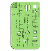 Rapidesign Technical And Scientific Drafting Templates R-47 Laboratory Instruments (R47)