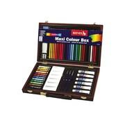 Reeves Maxi Colour Box Wood Box Set (4910219)