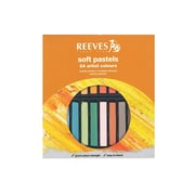 Reeves Soft Pastel Sets Set Of 24 (8790175)