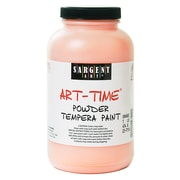 Sargent Art Art-Time Powder Paints Spectral Orange 1 Lb. Jar [Pack Of 3] (3PK-22-7114)