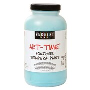 Sargent Art Art-Time Powder Paints Turquoise 1 Lb. Jar [Pack Of 3] (3PK-22-7161)