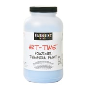 Sargent Art Art-Time Powder Paints Ultramarine Blue 1 Lb. Jar [Pack Of 3] (3PK-22-7150)