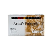 Shiva Artist'S Paintstik Oil Color Sets Professional Set Set Of 12 (121502)