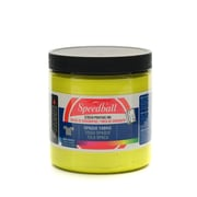 Speedball Opaque Fabric Screen Printing Inks Citrine 8 Oz. [Pack Of 2] (2PK-4805)