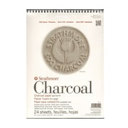 Strathmore 500 Series Charcoal Paper Pads Assorted Tints 9 In. X 12 In. (561-1-1)