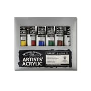 Winsor  And  Newton Artists' Acrylic Colour Introductory Set Set Of 6 (2390400)