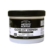 Winsor  And  Newton Artists' Acrylic Uv Varnishes Gloss 237 Ml Jar (3050929)