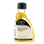 Winsor  And  Newton Linseed Oil Refined 250 Ml (3239748)