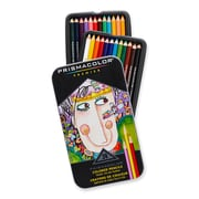 Prismacolor Premier Colored Pencils, Soft Core, 24 Pack