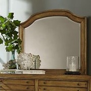 Broyhill  Bethany Square Arched Dresser Mirror