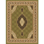 Rug Factory Plus Mona Lisa Green Area Rug; 5'4'' x 7'5''