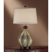 Crestview Sawyer 28'' H Table Lamp with Empire Shade